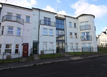 Thumbnail 2 bed flat to rent in Linen Terrace, Bangor