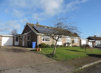 Thumbnail 3 bed detached bungalow to rent in Pargeter Close, Greatworth, Banbury