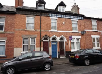 Thumbnail 4 bed terraced house for sale in Campion Street, Derby