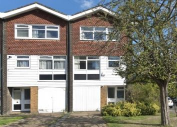 Thumbnail 4 bed town house to rent in Heronsforde, Ealing, London