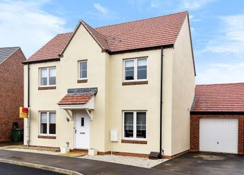 Thumbnail 3 bed detached house for sale in Chaffinch Way, Bodicote