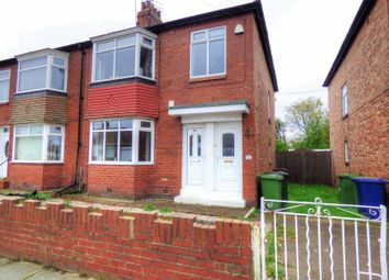 Thumbnail 2 bed flat for sale in Debdon Gardens, North Heaton, Newcastle Upon Tyne