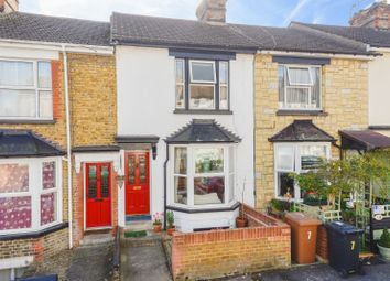 Thumbnail 3 bedroom terraced house for sale in Evelyn Road, Maidstone