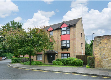 Thumbnail 1 bed flat to rent in Coopers Close, London