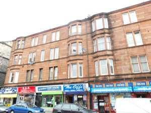 Thumbnail 1 bedroom flat to rent in Allison Street, Glasgow