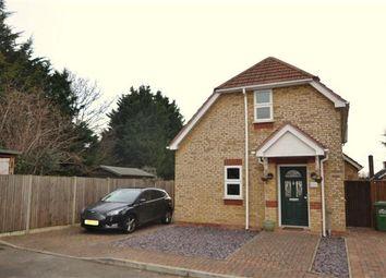 Thumbnail 3 bed detached house for sale in Ashford Close, Ashford