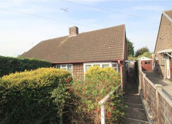 Thumbnail 3 bed semi-detached bungalow for sale in Silvey Grove, Spondon, Derby
