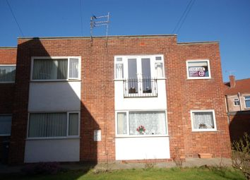 Thumbnail 2 bed flat for sale in Silverwood Avenue, Blackpool