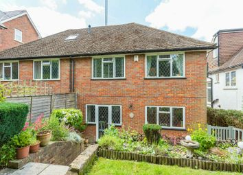 Thumbnail 3 bed semi-detached house for sale in Station Approach, Chorleywood, Rickmansworth, Hertfordshire