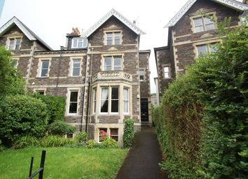 Thumbnail 3 bed flat to rent in Eaton Crescent, Clifton, Bristol