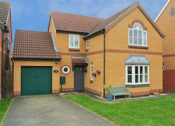 Thumbnail 4 bed detached house for sale in Viking Way, Thurlby, Lincolnshire