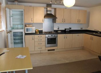 Thumbnail 2 bedroom flat to rent in Reresby Court, Cardiff Bay, Cardiff