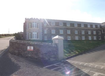 Thumbnail 2 bed flat to rent in Droskyn Castle, Perranporth, Cornwall