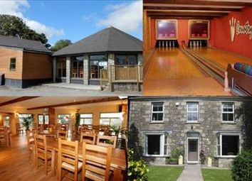Thumbnail Leisure/hospitality for sale in Country Skittles, Bunkers Hill, Townshend, Hayle