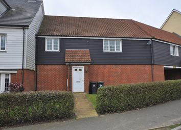 Thumbnail 2 bed maisonette to rent in Canon Road, Little Dunmow, Dunmow