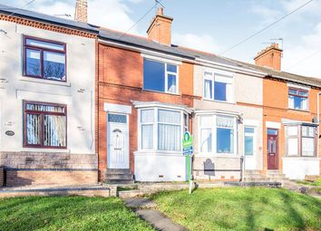Thumbnail 3 bed terraced house for sale in Alexander Avenue, Earl Shilton, Leicester
