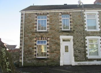 Thumbnail 2 bedroom end terrace house for sale in Clayton Street, Landore, Swansea, City & County Of Swansea.
