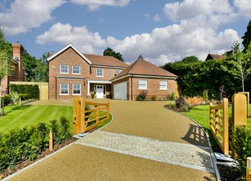 Thumbnail 5 bed detached house for sale in Starrock Lane, Chipstead