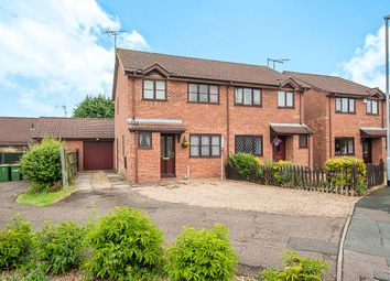Thumbnail 3 bedroom semi-detached house for sale in Primrose Drive, Yaxley, Peterborough