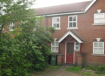 Thumbnail 2 bed terraced house to rent in Swarbourne Close, Didcot