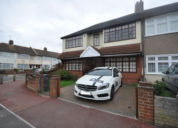 Thumbnail 1 bed semi-detached house to rent in Western Avenue, Dagenham Essex