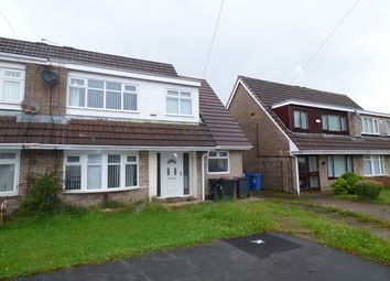 Thumbnail 3 bed property to rent in Malvern Close, Kirkby, Liverpool