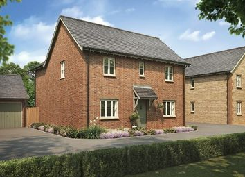 Thumbnail 4 bed detached house for sale in The Humberstone, Plot 25 Winchelsea Gate, Oundle Road, Weldon