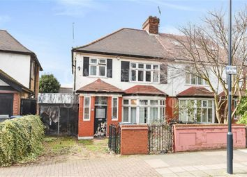 Thumbnail 3 bed semi-detached house for sale in Peter Avenue, Willesden, London