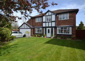 Thumbnail 5 bed detached house for sale in Blackshaw Drive, Westbrook, Warrington
