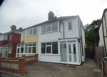 Thumbnail 3 bed semi-detached house to rent in Nelson Ave, Bilston, West Midlands