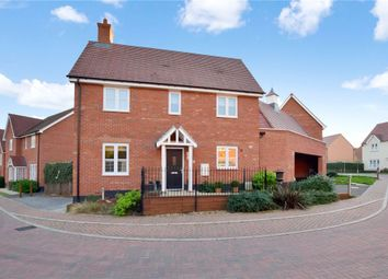 Thumbnail 3 bedroom detached house for sale in Hogarth Court, Sible Hedingham, Halstead