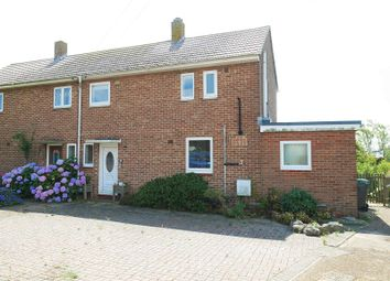 Thumbnail 2 bed semi-detached house for sale in Downside, Ventnor, Isle Of Wight.