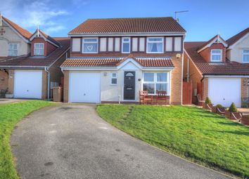 Thumbnail 5 bed detached house for sale in Aysgarth Rise, Bridlington