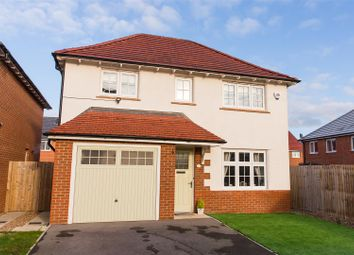 Thumbnail 4 bed detached house for sale in Bramley Fold, Sherburn In Elmet, Leeds