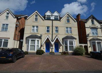 Thumbnail 3 bed flat for sale in York Road, Edgbaston, Birmingham