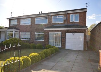 Thumbnail 4 bed semi-detached house for sale in Cheltenham Close, Liverpool