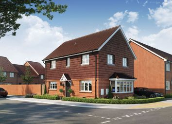 "Thumbnail 3 bedroom property for sale in ""The Meadow"" at Millpond Lane, Faygate, Horsham"