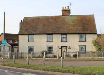 Thumbnail 3 bedroom link-detached house for sale in New Farm East, North Shoebury Road, Shoeburyness, Southend-On-Sea, Essex