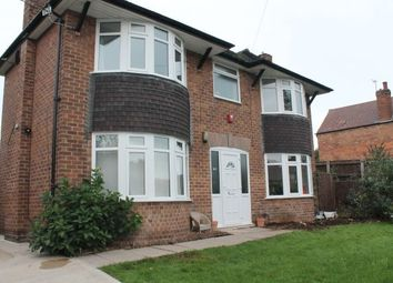 Thumbnail 2 bed detached house to rent in Cavendish Road, Nottingham