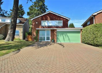 Thumbnail 3 bed detached house for sale in Horsell, Surrey