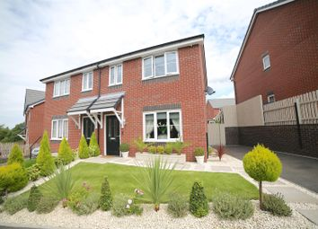 Thumbnail 3 bed semi-detached house for sale in Daisy Bank Drive, Telford