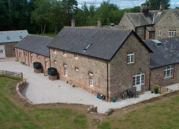 Thumbnail 3 bed semi-detached house to rent in Stables House, Naworth Castle Estate, Brampton