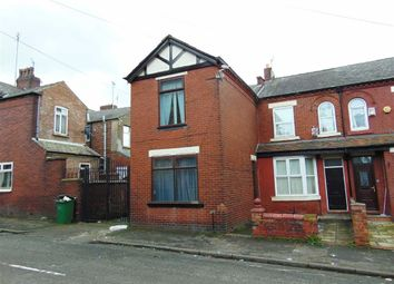 Thumbnail 3 bedroom end terrace house for sale in Railton Terrace, Moston, Manchester