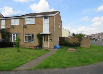 Thumbnail 3 bedroom semi-detached house for sale in Fairmead Crescent, Rushden