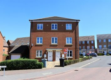 Thumbnail 2 bed maisonette for sale in Tissington Road, Grantham