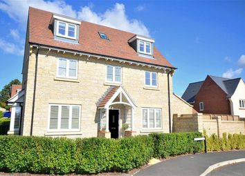 Thumbnail 4 bed detached house for sale in Armstrong Road, Cheltenham, Gloucestershire