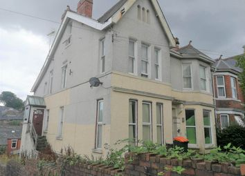 Thumbnail 5 bed semi-detached house for sale in Oakfield Road, Newport