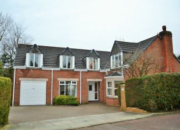 Thumbnail 4 bed detached house for sale in Brook Park, Maghull, Liverpool
