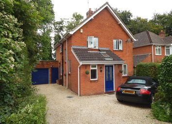 Thumbnail 3 bed detached house to rent in Highlands Road, Harnham, Salisbury