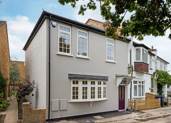 Thumbnail 3 bed end terrace house to rent in Weston Green, Thames Ditton